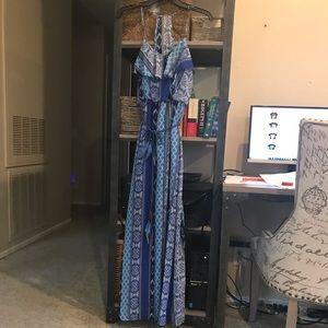 City Triangles maxi dress (new)
